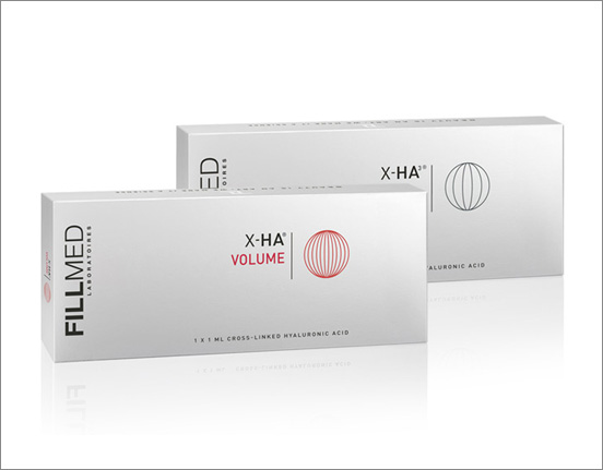 X-HA3 dermal filler, a versatile gel of hyaluronic acid with a high purity